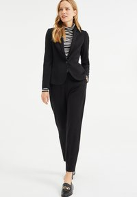 WE Fashion - Blazer - black - 1