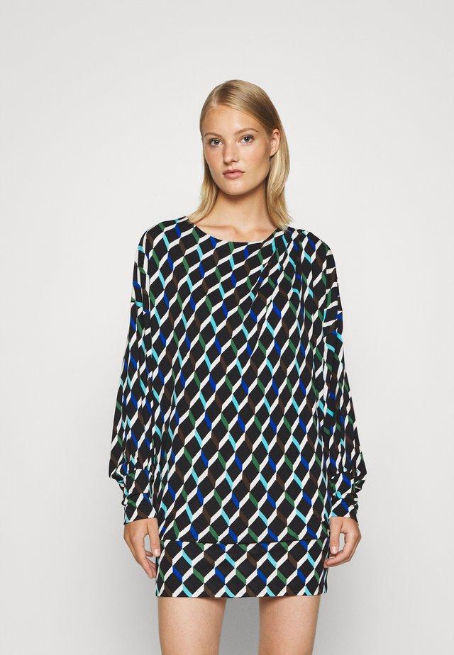 REESE DRESS - Vapaa-ajan mekko - black
