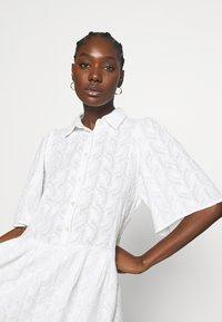 Stella Nova - Košilové šaty - white - 3