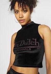 Von Dutch - JESSIE  - Linne - black - 3