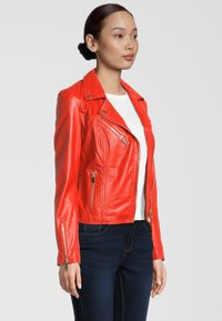 Rino&Pelle - Leather jacket - flame - 2