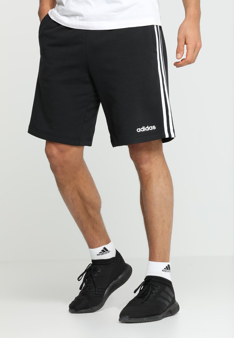 adidas Performance - kurze Sporthose - black