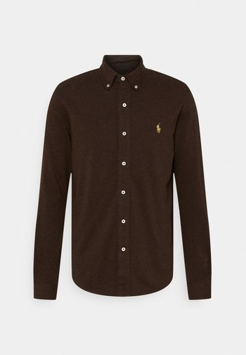 FEATHERWEIGHT MESH SHIRT - Shirt - circuit brown