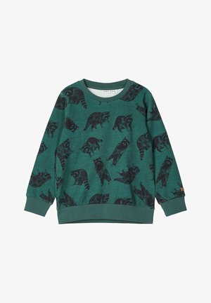 Sweater - bistro green