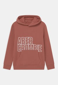 Abercrombie & Fitch - ICON - Sweatshirt - dusty cedar - 0