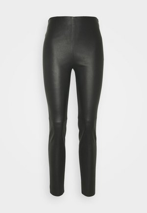OPACHE - Bukse - schwarz