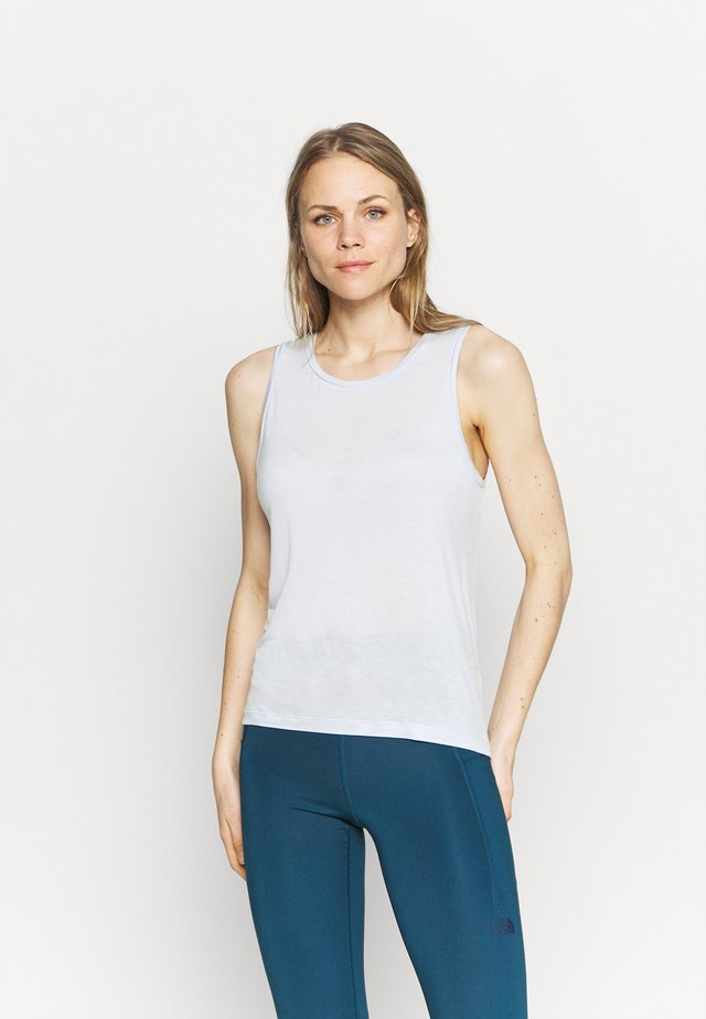 TREE TANK - Top - light blue