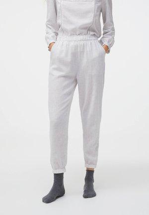 Pyžamový spodní díl - light grey