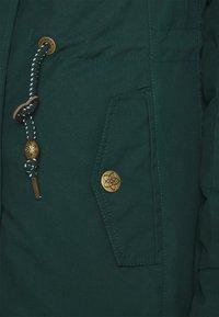 Ragwear - MONADIS - Winter coat - dark green - 5