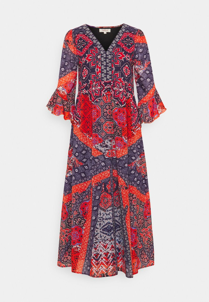 Derhy - SAFRAN DRESS - Robe d'été - red