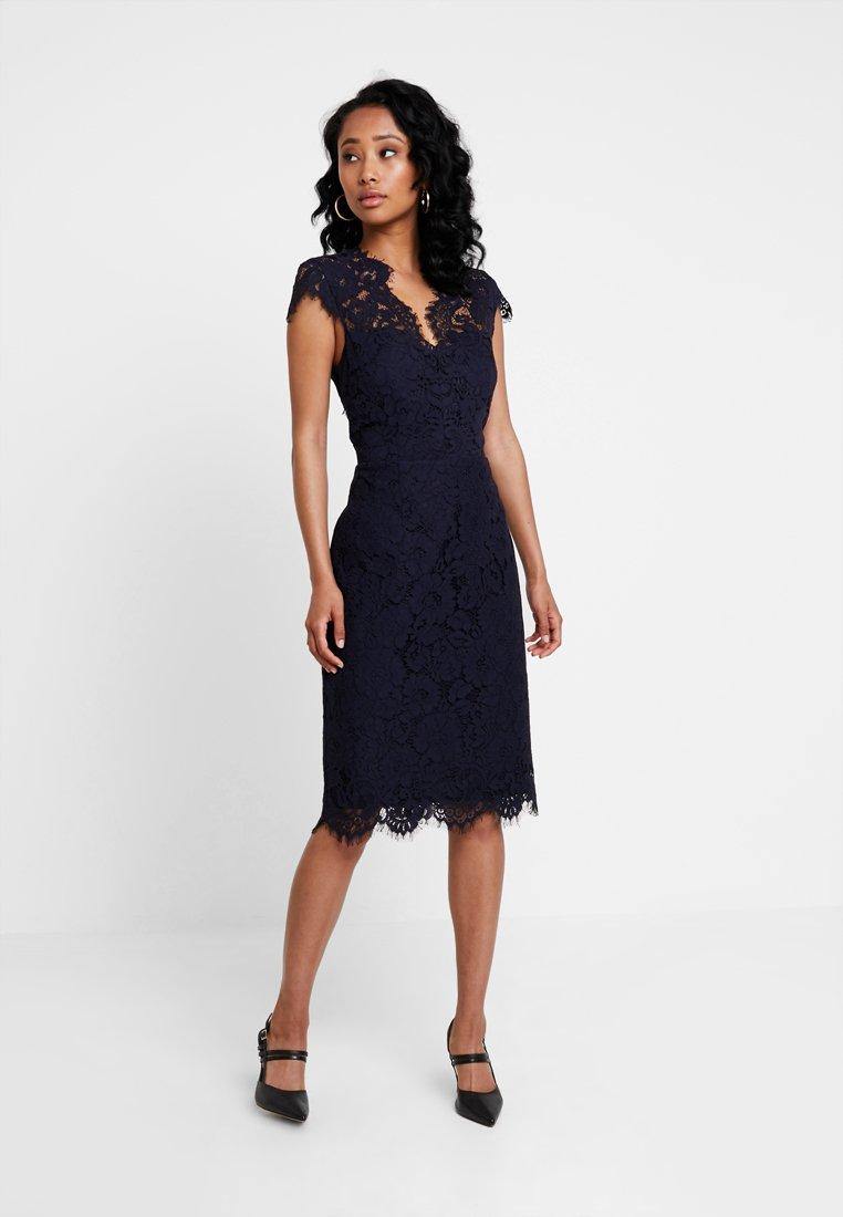 IVY & OAK - DRESS - Koktejlové šaty/ šaty na párty - navy blue