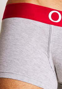 HUGO - TRUNK ICONIC - Pants - light/pastel grey - 3