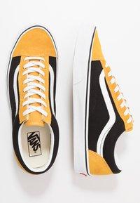 Vans - STYLE 36 - Sneakersy niskie - mango mojito/black - 1