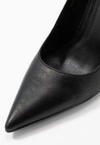 RAID - NEONA - Escarpins à talons hauts - black - 2