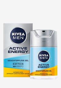 Nivea Men - ACTIVE ENERGY FACE CARE GEL - Pielęgnacja na dzień - - - 0