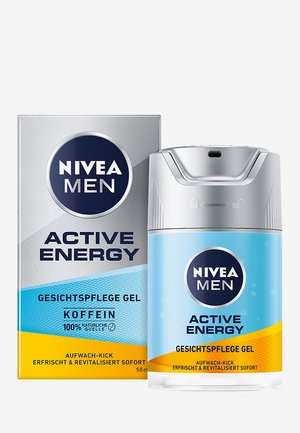ACTIVE ENERGY FACE CARE GEL - Crema da giorno - -