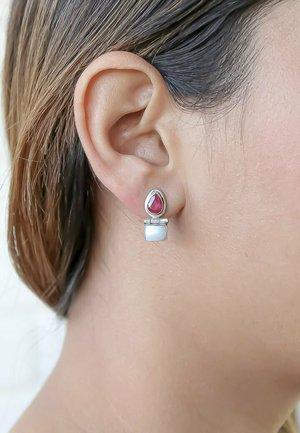 REINA  - Earrings - red
