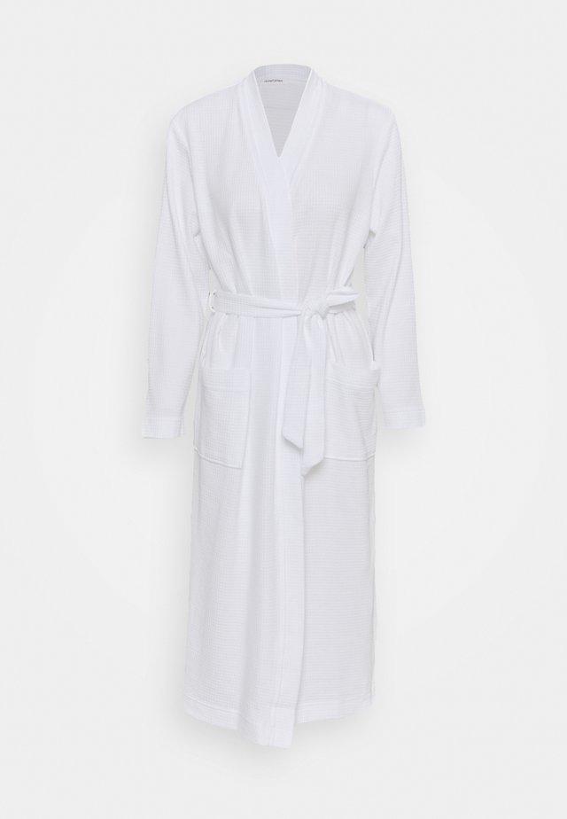 TACO DESHABILLE LINGERIE - Dressing gown - blanc