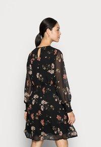 Vero Moda - VMSMILLA - Day dress - black sallie - 2