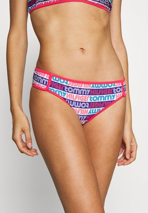 POP HIPSTER BRAZILIAN - Bikini bottoms - cobalt