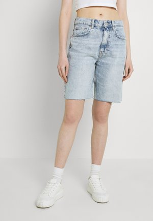 Shorts di jeans - sky blue