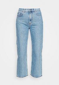JEANS - Jeans Skinny Fit - blue dusty