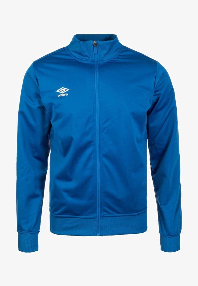 CLUB ESSENTIAL - Training jacket - royal