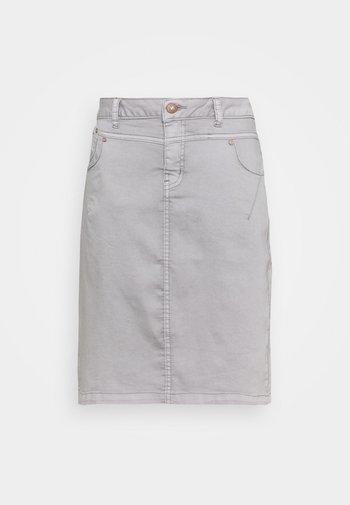 LOTTE SKIRT - A-line skirt - silver sconce