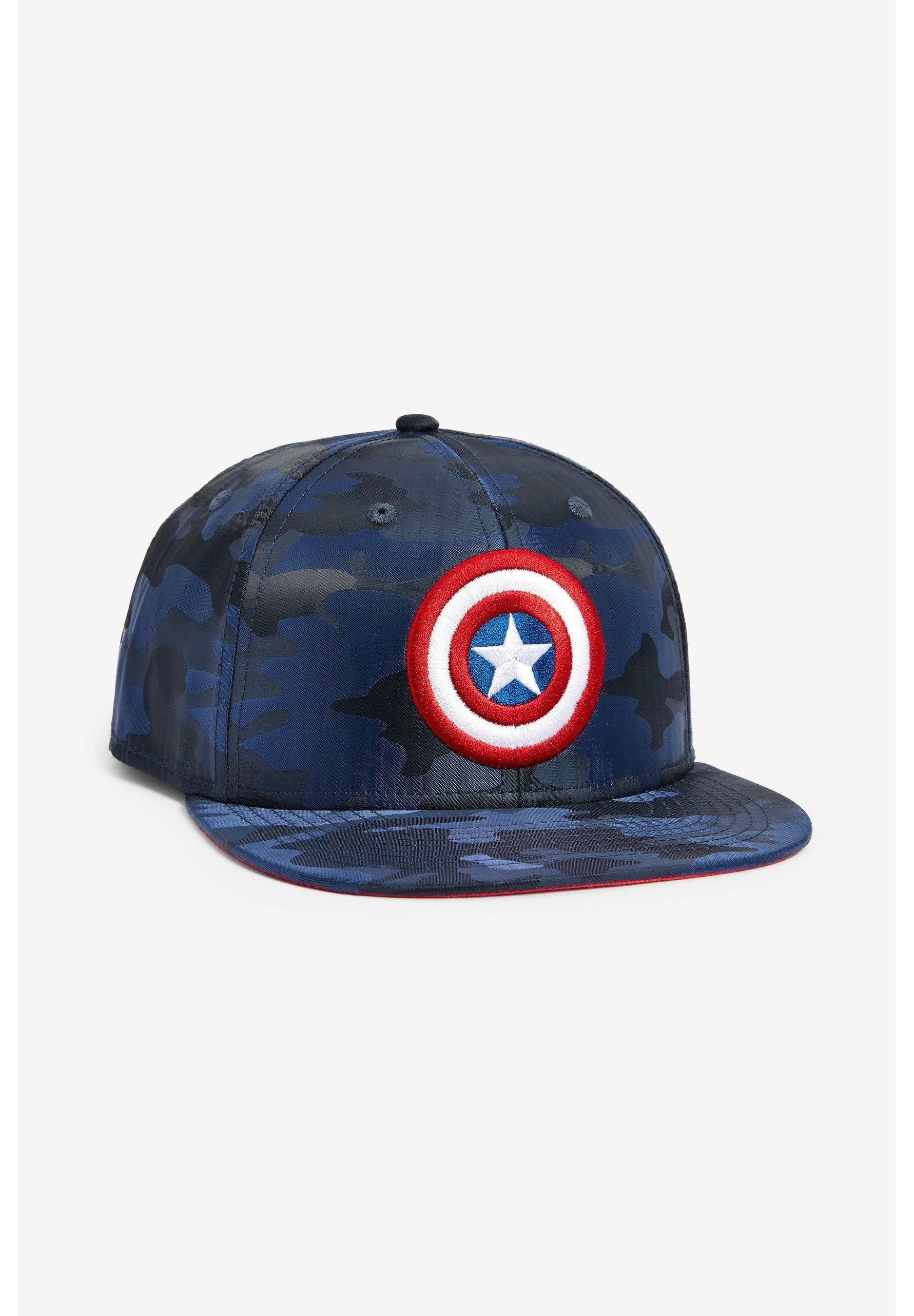 Kinder CAPTAIN AMERICA CAMO CAP - Cap