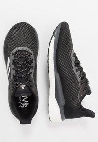 adidas Performance - SOLAR DRIVE 19 - Zapatillas de running neutras - core black/footwear white/grey six - 1