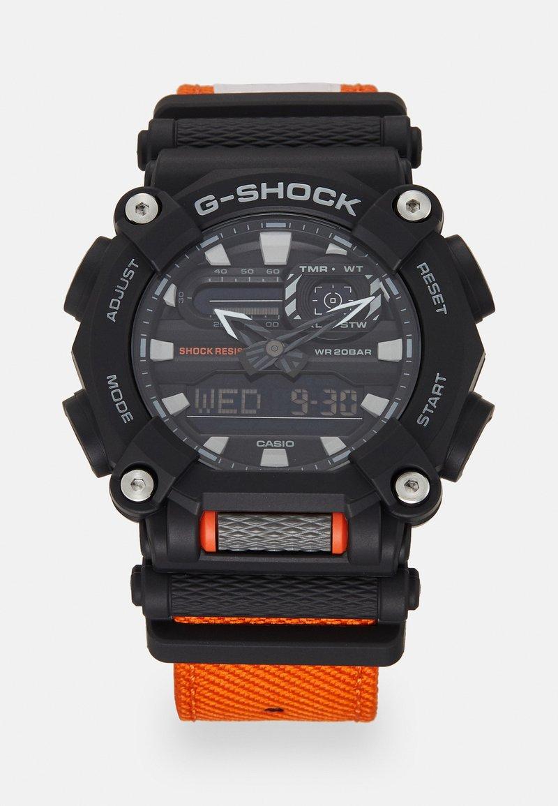 G-SHOCK - NEW HEAVY DUTY STREET - Chronograph watch - black