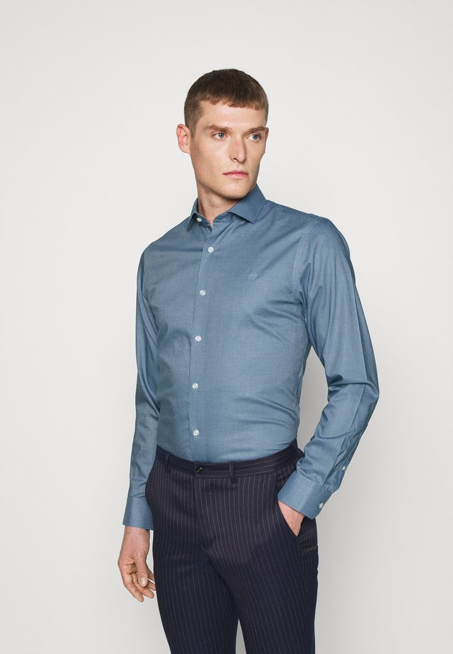 DOBBY - Formal shirt - elysian blue
