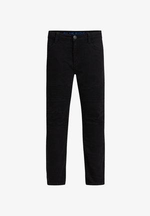 BIKER - Jeans Skinny Fit - black