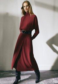 Massimo Dutti - Hverdagskjoler - red - 1