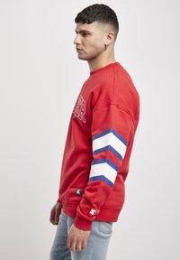 Starter - Sweatshirt - starter red - 2