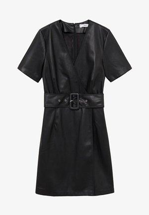 Day dress - černá