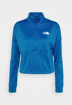 ACTIVE TRAIL - Sweatshirt - bomber blue