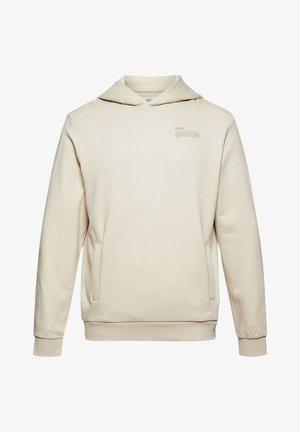 Hoodie - light beige