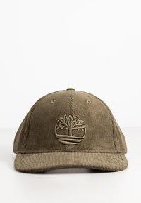 Timberland - Cap - grape leaf - 2