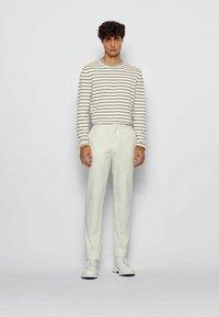 BOSS - Sweatshirt - beige - 1