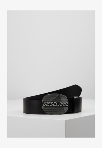 B-DIELIND BELT - Belt - black