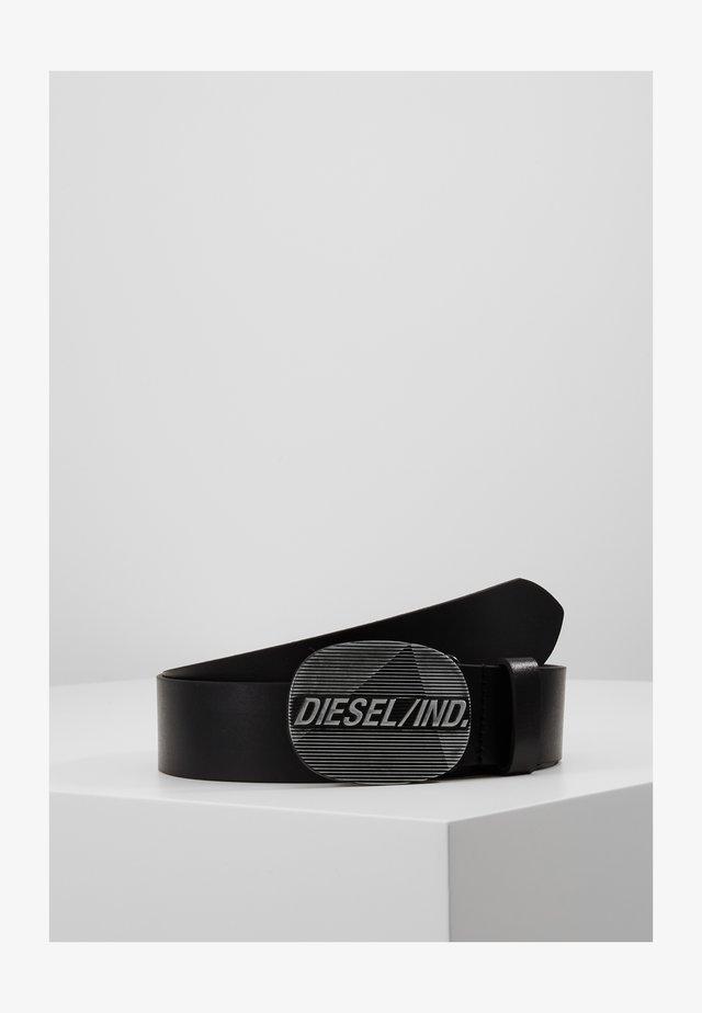 B-DIELIND BELT - Ceinture - black