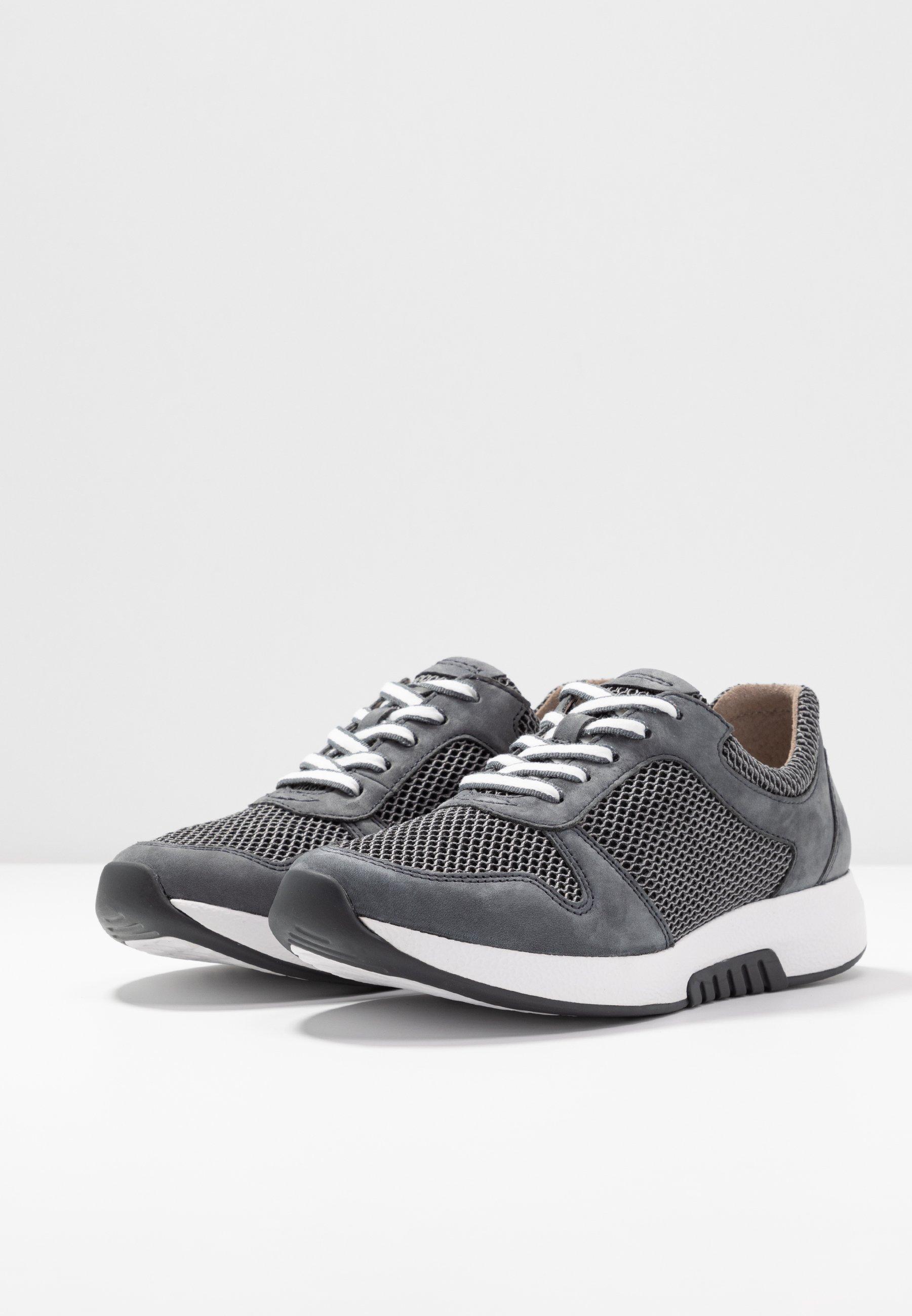 Gabor Comfort ROLLING SOFT Sneaker low grey/river/grau