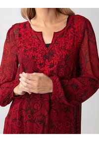 Indiska - Tunic - red - 4