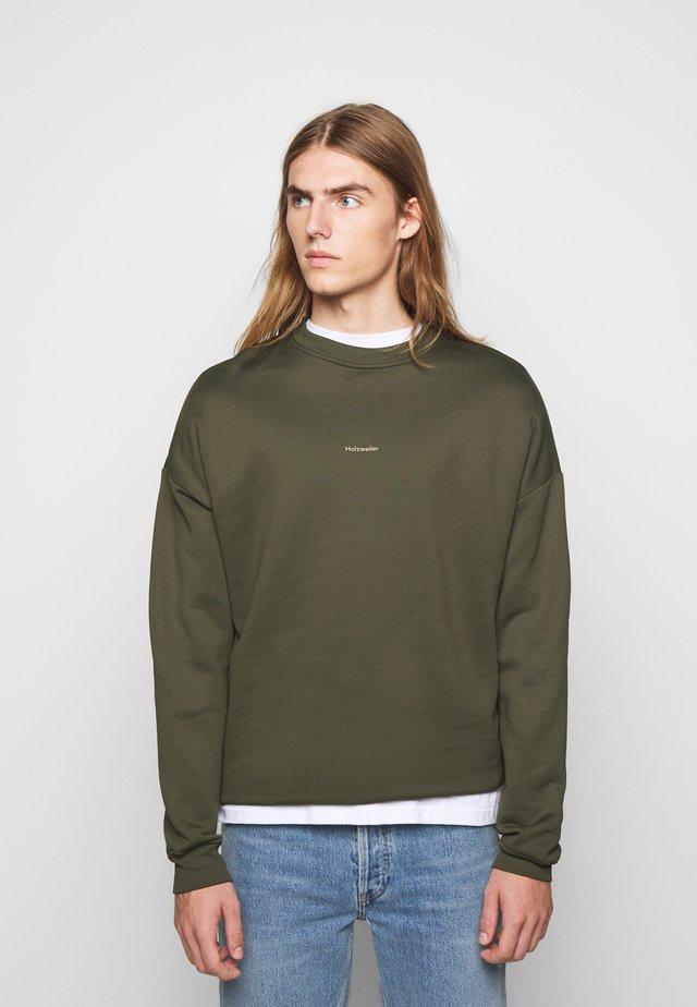 FLEA - Sweatshirt - dark green