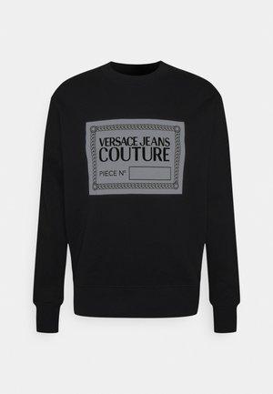 BRUSHED - Sweatshirt - black