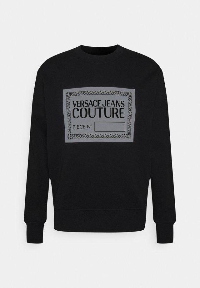 BRUSHED - Sweater - black