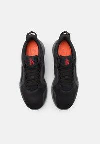 Reebok - FLEXAGON FORCE 3.0 - Zapatillas de entrenamiento - core black/pure grey/red - 3