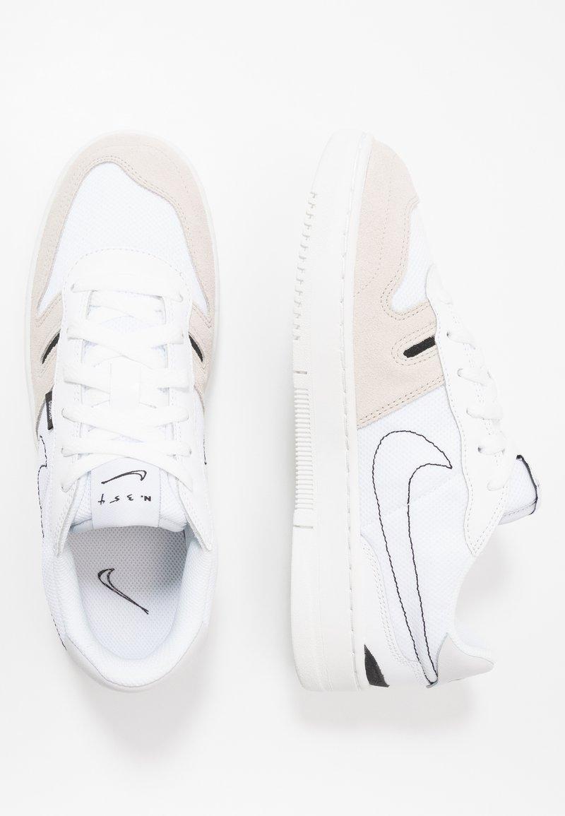 Nike Sportswear - SQUASH - Zapatillas - summit white/white/black/vast grey