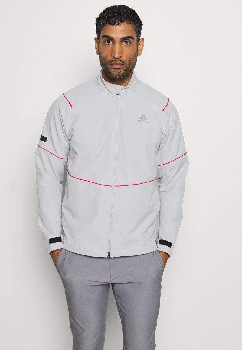adidas Golf - HYBRID - Sportovní bunda - grey